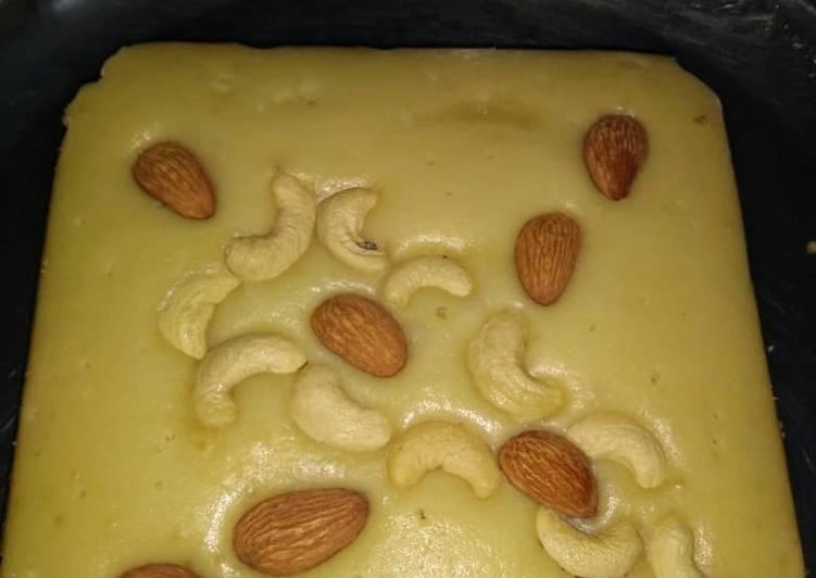 Spongy Vanilla Cake