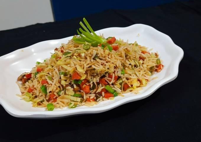 Vegatable Fried Rice