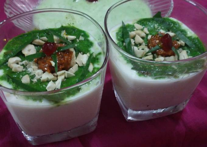 Paan flavoured coconut Ice cream