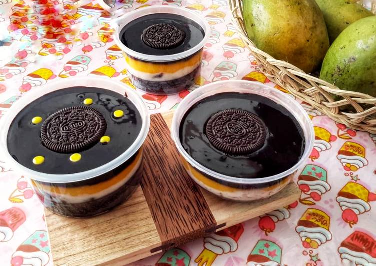 Dessert Box Oreo Vla Mangga