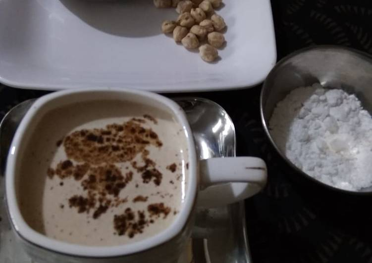 Easiest Way to Make Super Quick Homemade No coffee Cold Coffe