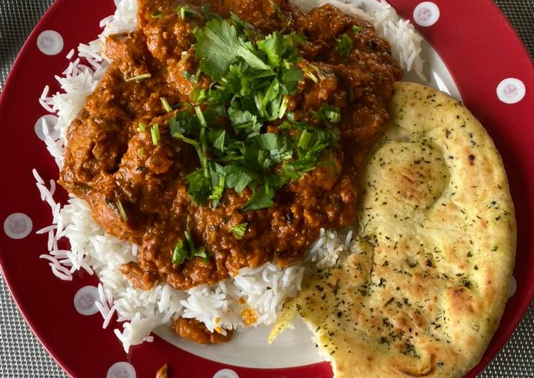 Recipe of Top-Rated Best Chicken Curry