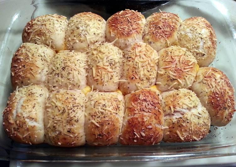 Recipe: Perfect Pizza Balls