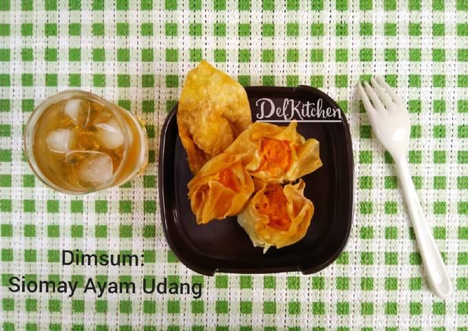Dimsum: Siomay Ayam Udang - projectfootsteps.org