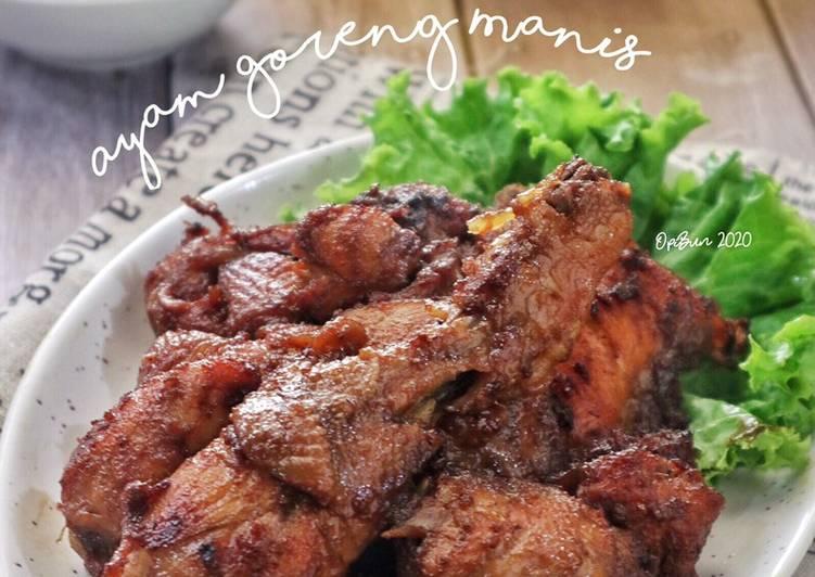 Ayam Goreng Manis