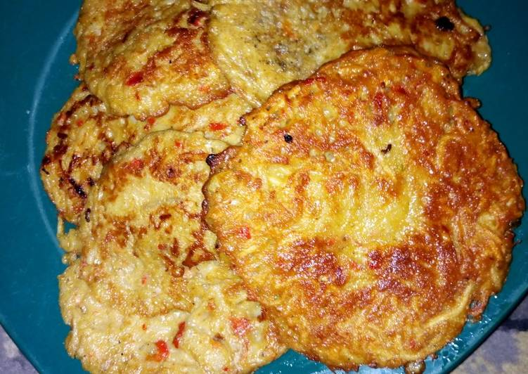 Recipe of Speedy Potato pancake
