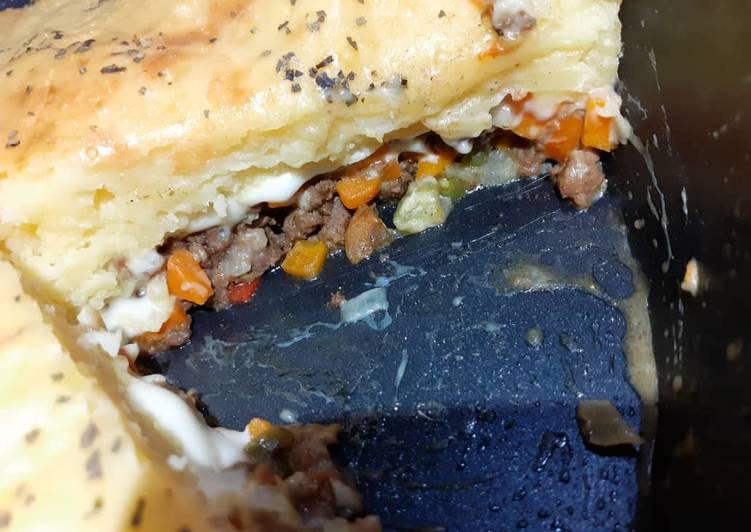 Sheperd's pie II