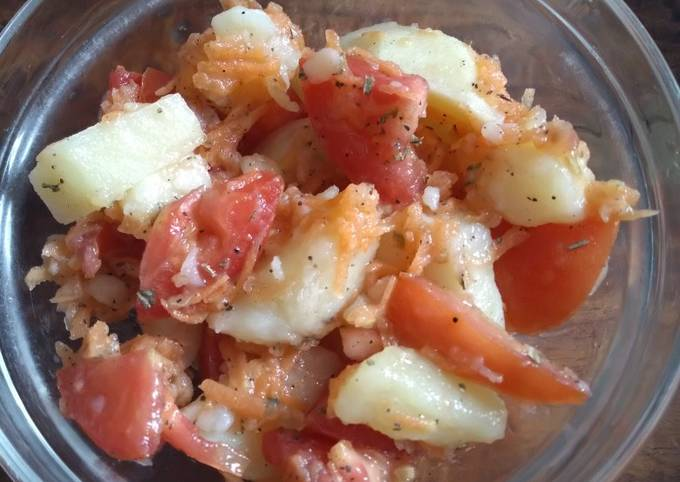 Potato salad #allstarsrecipecontest