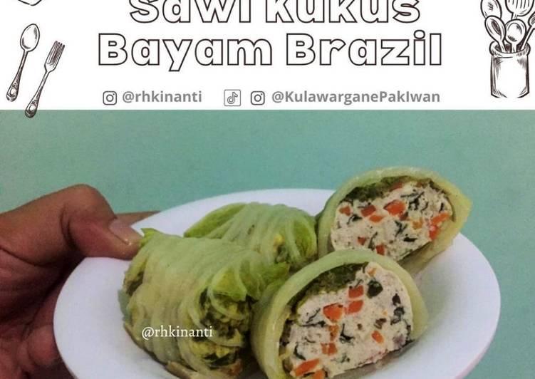 Sawi Kukus Bayam Brazil