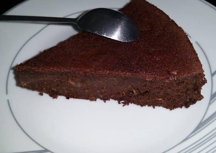 Le moyen le plus simple de Cuire Délicieuse Gâteau chocolat courgette