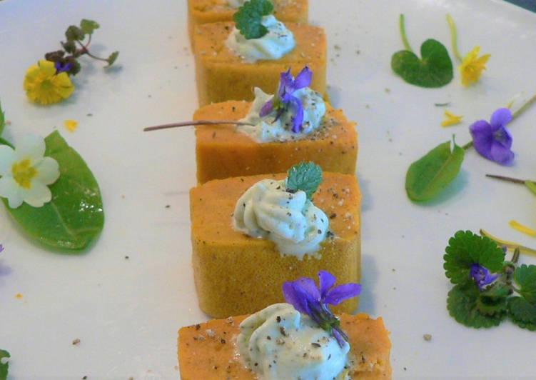 Petits gâteaux à la carotte et aux épices