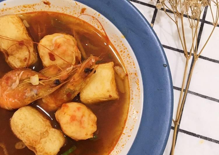 Sup Tomyum 'Bamboe'