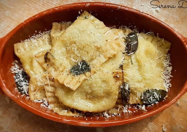Recipe: Delicious Tortelli mugellani