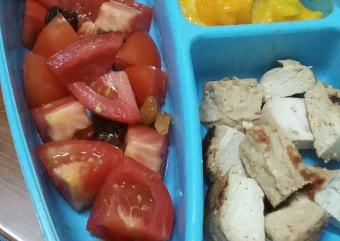 Bekal makan siang 4