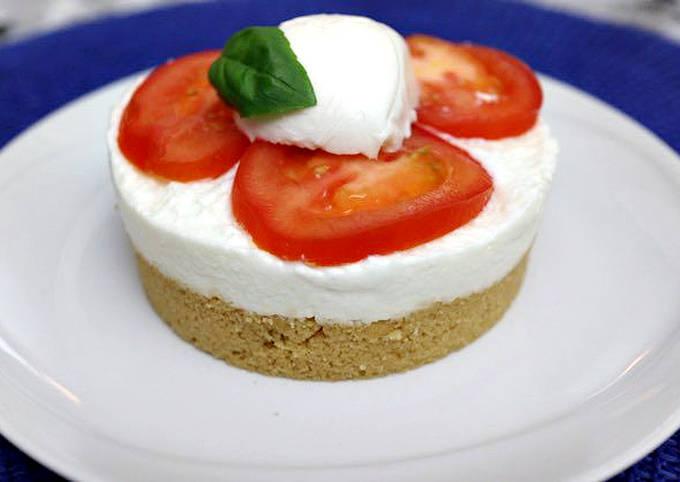 Bufala cheesecake