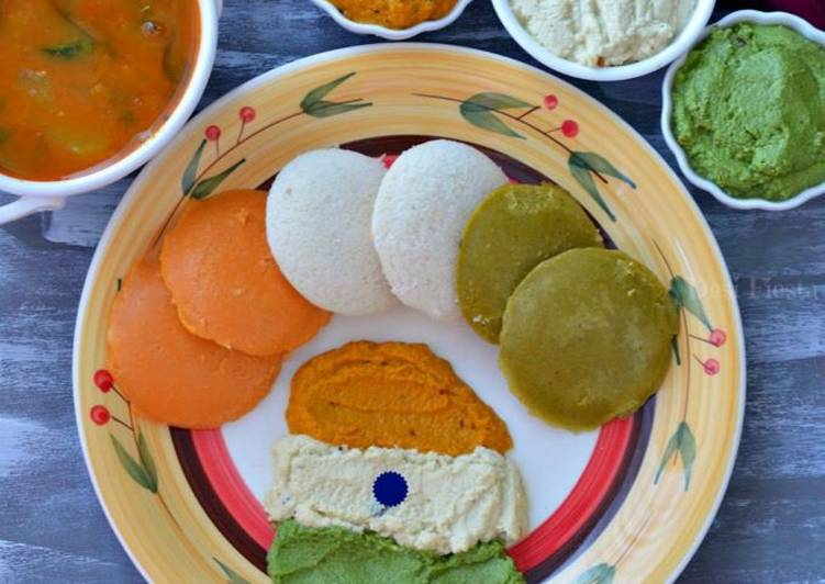 Idli independence day special