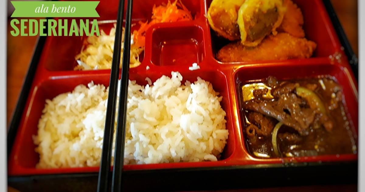 1 304 Resep Isi Nasi Kotak Enak Dan Sederhana Cookpad