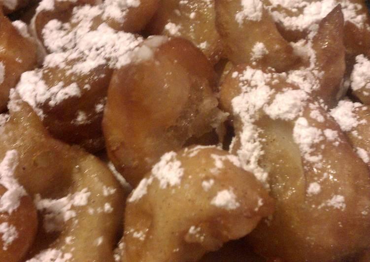 Recipe: Tasty Loqmat al Qadi (Loukoumades)