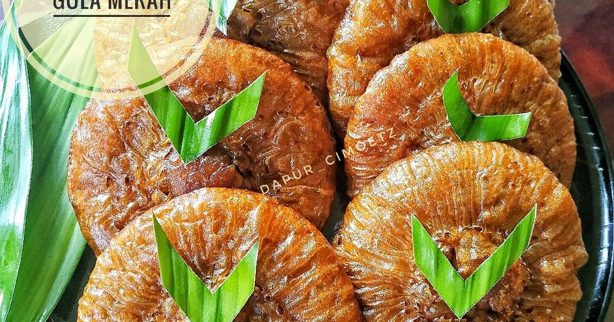 33 Resep Kue Cucur Anti Enak Dan Sederhana Cookpad