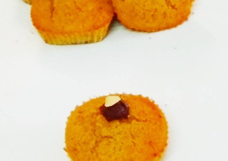 Easiest Way to Prepare Super Quick Homemade Delish ABCD Muffins