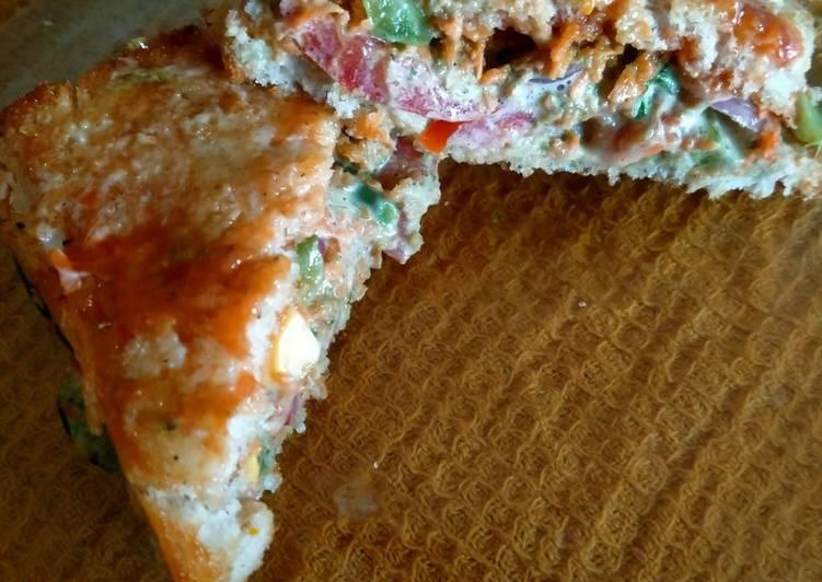 Mayonnaise Sandwich Recipe By Charan Cookpad