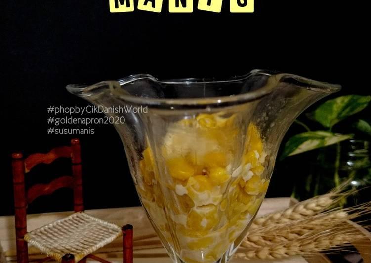 😋 Jagung Manis Air Fryer - resepipouler.com