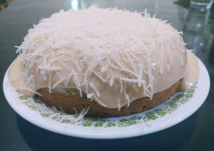 Milk Tea Cheese Cake - resepipouler.com