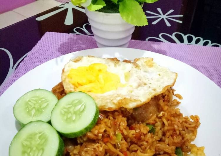 Nasi Goreng Rawut