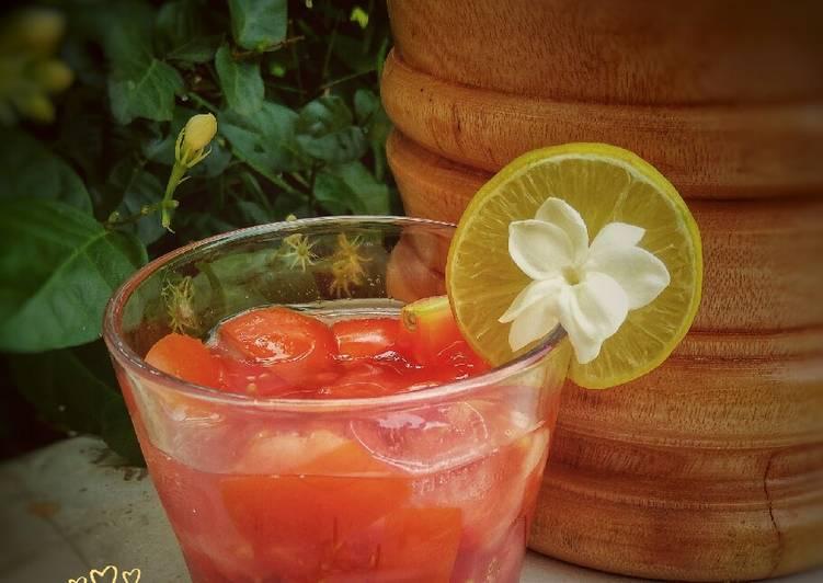 Es Tomat Lemon Segeeer MurMer