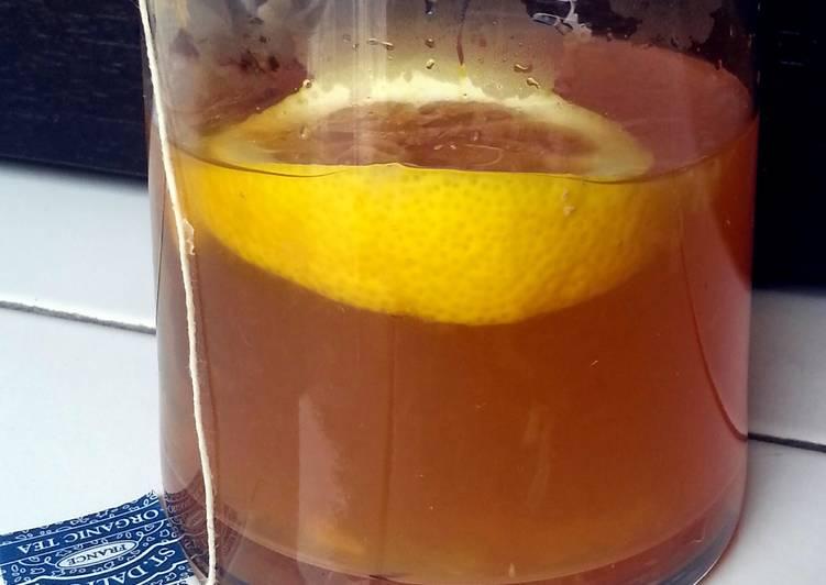 Honey Lemon Tea / Hangover Remedy
