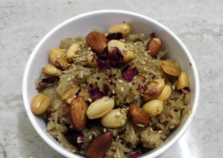 Sweet Sankranti Rice