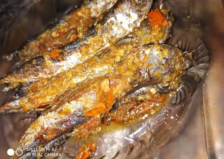 Resep Sambal Ikan Besek Oleh Encuzz Cookpad