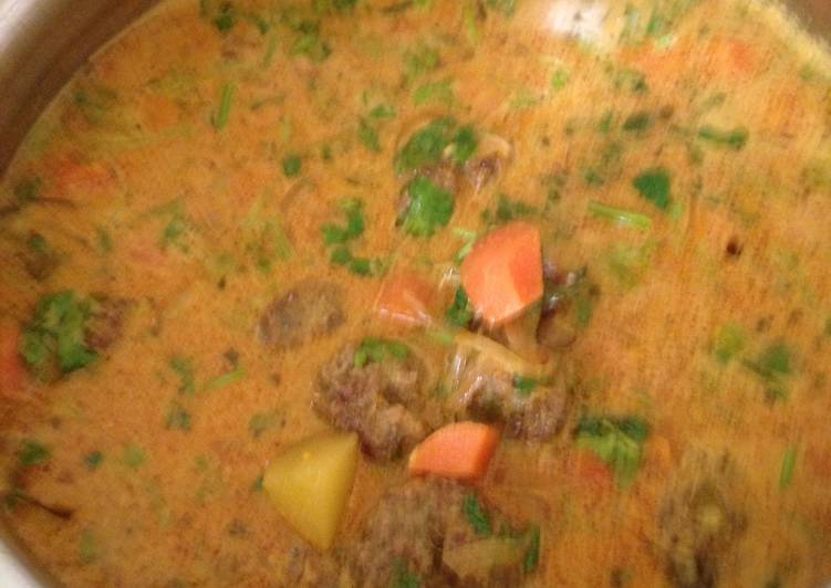 Meatball Curry