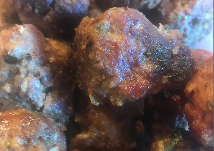 Auntie Dee-Dee's Best Meatballs