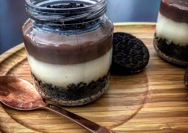 Recipe: Delicious Oreo Dessert Cup
