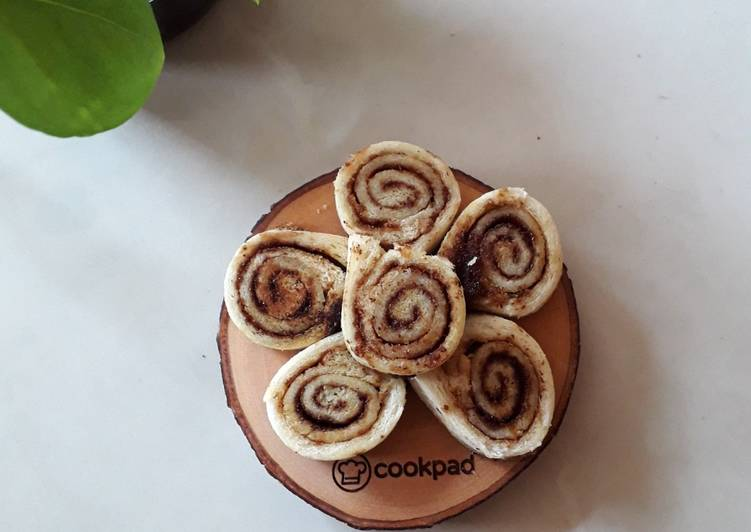 Cinnamon Rolls Fancy!!