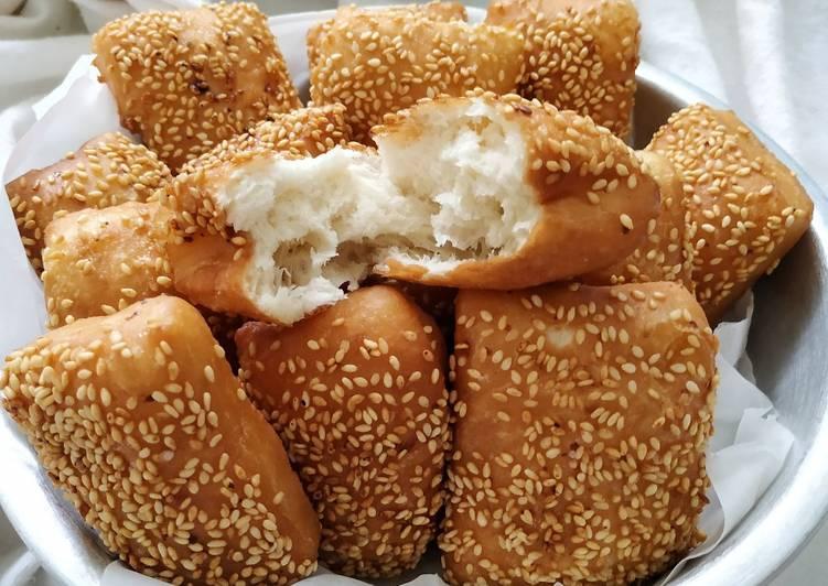 Roti Goreng aka Godho Roti