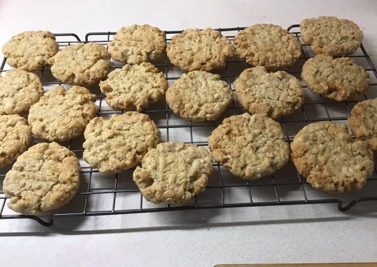 Val's biscuits #mycookbook