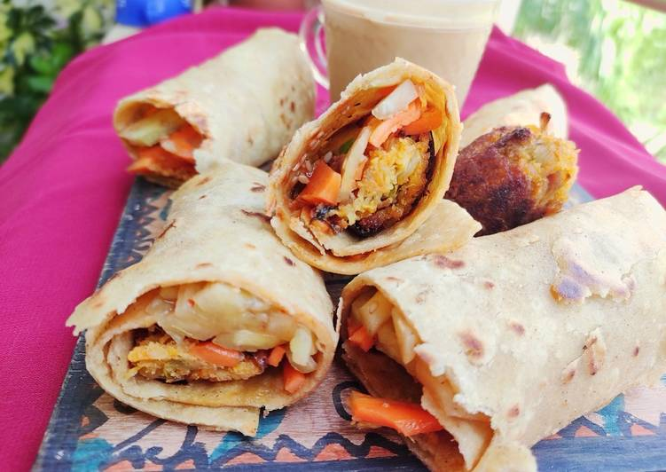 Choosing The Right Foods May Help You Stay Fit As Well As Healthy Mutton keema ball mini roll