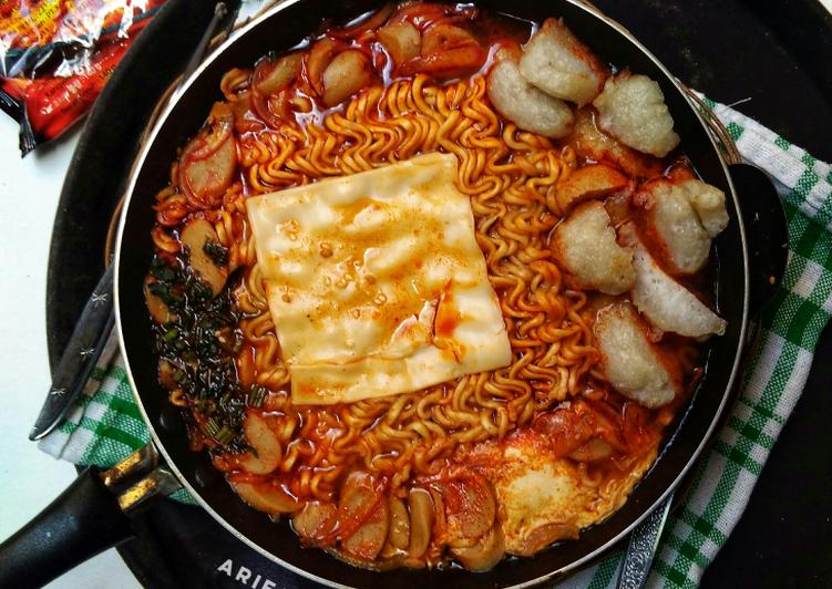 Resep Mie Rebus Ala Korea Oleh Arifa Hilma Cookpad