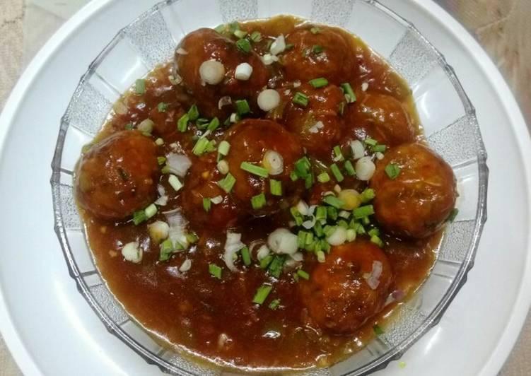 Top 100 Dinner Easy Quick Veg manchurian