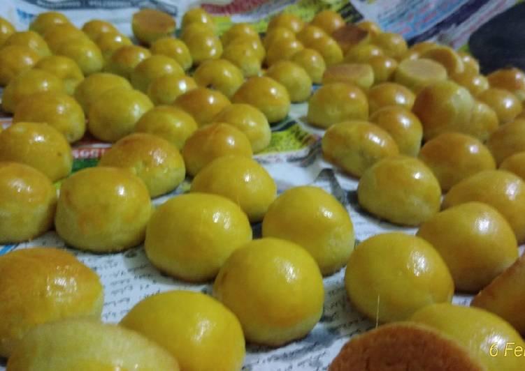Resep Nastar Telur Rebus Oleh Rani Maha Rani Cookpad