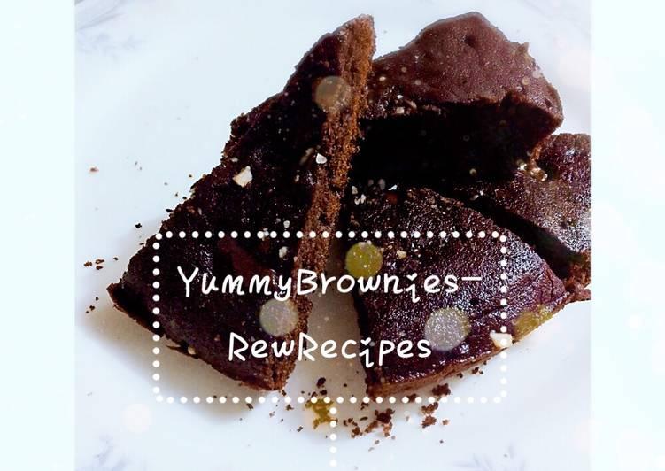 Brownies magic com