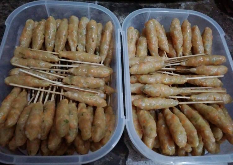 Sempol Full Sayuran Ekonomis Utk Jualan #Bikin Ramadhan Berkesan