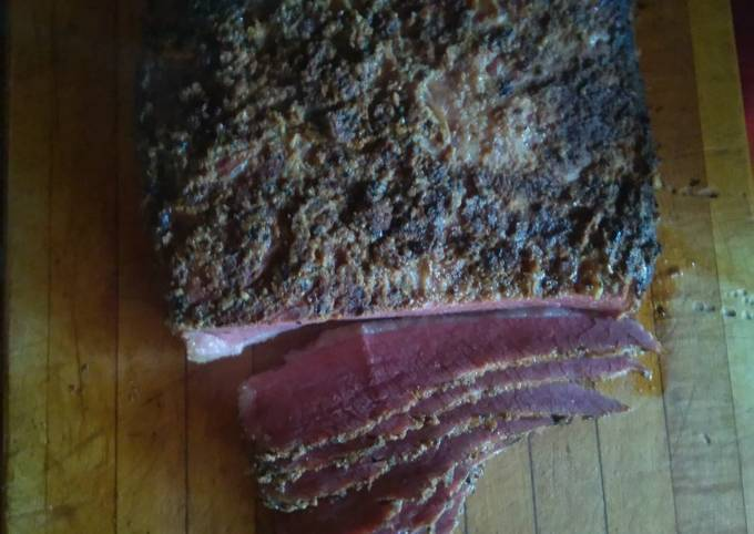 Smoked Pastrami (From Scratch Version)