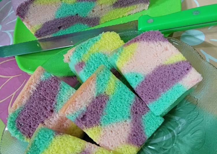 Resep Unicorn Ogura Cake Anti Gagal Aneka Resep Masakan