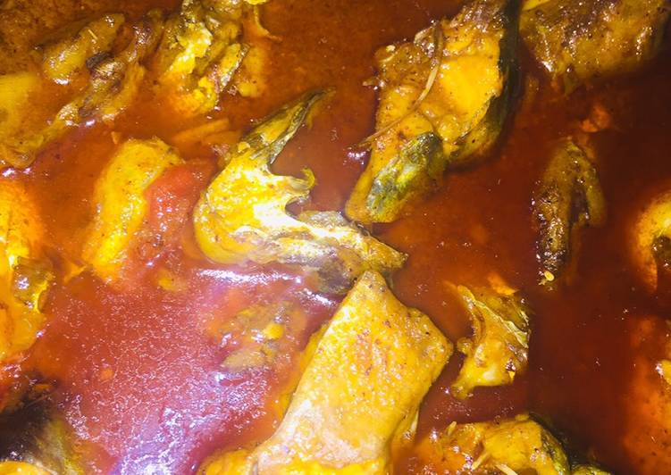 30 Minute Recipe of Award Winning Masala fish curry