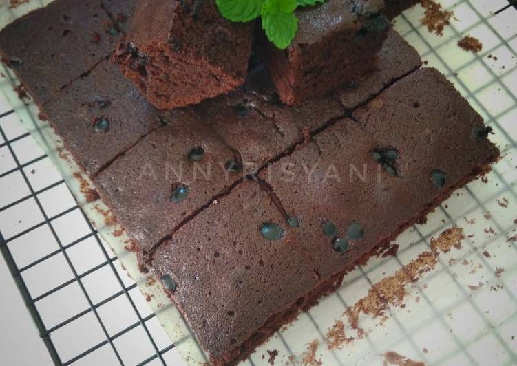 Resep Brownies, Enak