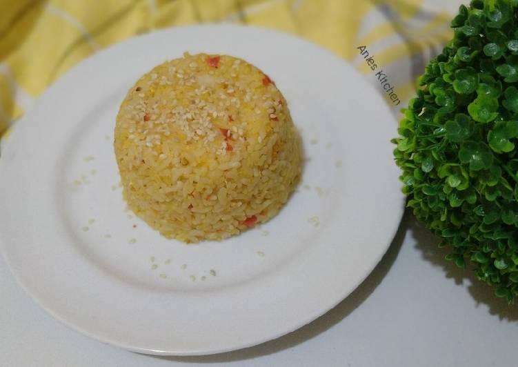Nasi Goreng Korea