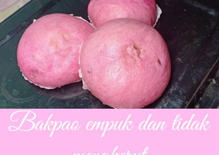 Resep Bakpao empuk dan tidak mengkerut Bikin Jadi Laper